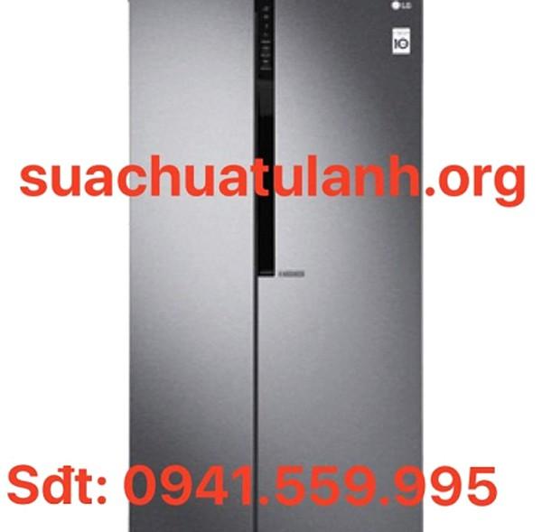 Sửa tủ lạnh tại quận Ba Đình (Hà Nội) ảnh 1