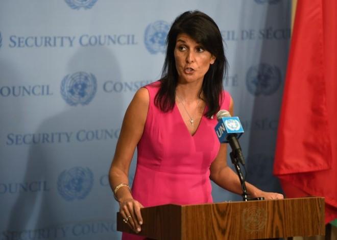 Đại sứ Hoa Kỳ tại Liên hợp quốc Nikki Haley cho biết Mỹ sẽ quyên góp 9 triệu USD hỗ trợ Colombia giúp đỡ những người tị nạn Venezuela