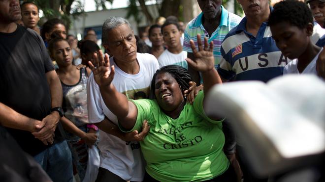 Brazil trở thành quốc gia đứng đầu thế giới với tỷ lệ các vụ án mạng và bạo lực