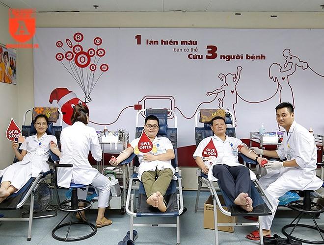 Hiến máu thế nào để có lợi cho chính bản thân và cộng đồng? ảnh 1
