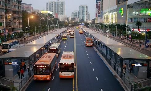 Xe buýt BRT: Các mô hình trên thế giới đã thành công như thế nào? ảnh 2