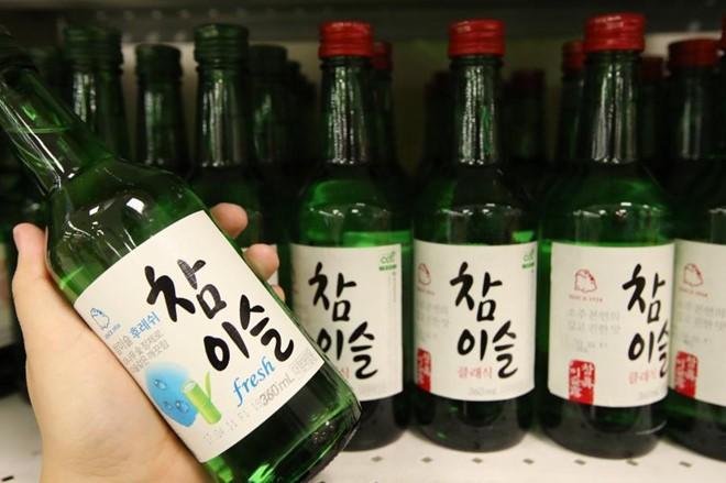Hàn Quốc là một trong những quốc gia đứng đầu Châu Á về mức độ tiêu thụ rượu