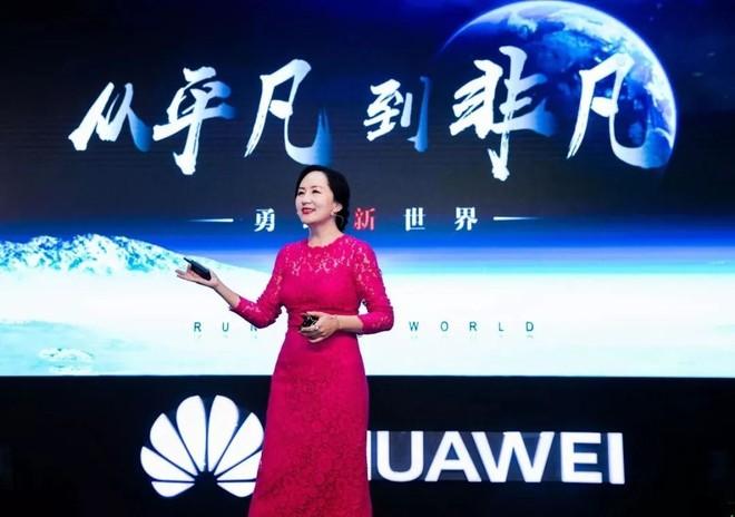 Mạnh Vãn Châu trở thành cánh tay phải của cha về quản lý tài chính tại Huawei