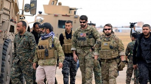 Việc Tổng thống Trump tuyên bố sẽ rút quân khỏi Syria khiến nhiều người bất ngờ