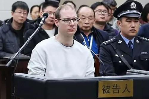 Robert Schellenberg bị tuyên án tử hình tại Trung Quốc