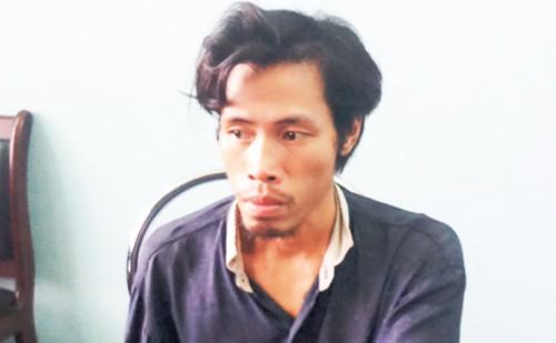 Lê Văn Sang đang bị tạm giữ để điều tra