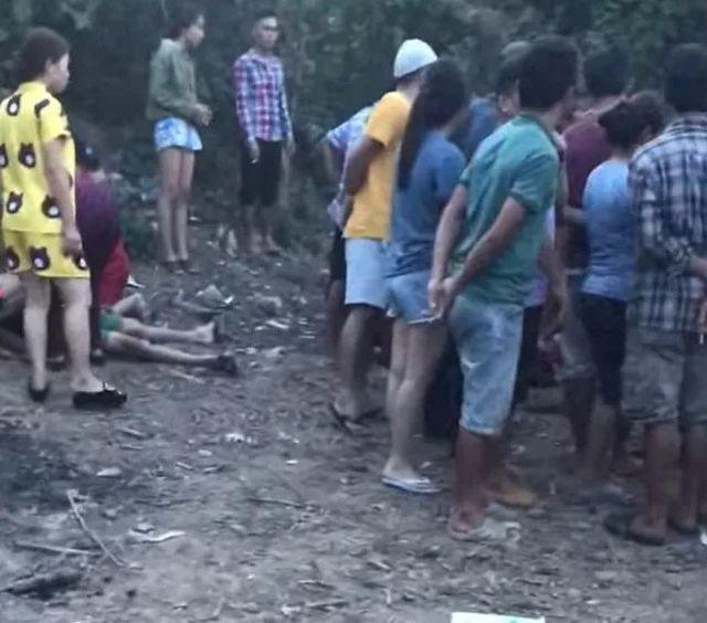 Hiện trường vụ 4 em học sinh đuối nước thương tâm