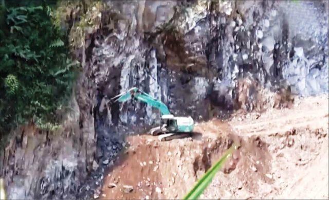 Dự án Nhà máy thủy điện hiện vẫn chưa trả tiền đền bù cho 200 hộ dân