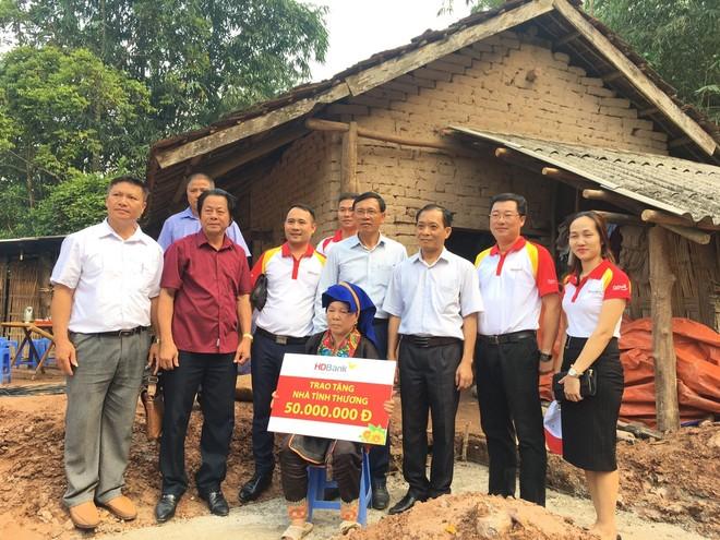 HDBank tới thăm những hộ gia đình khó khăn tại huyện Bà Chẽ, Quảng Ninh