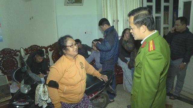 Lực lượng chức năng triệt phá 1 tụ điểm lô đề tại TP Buôn Ma Thuột
