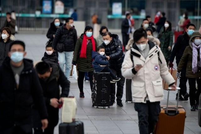 Số ca nhiễm Sars-Cov-2 (nCoV-2019) mới tại Trung Quốc đã giảm trong nhiều ngày liên tiếp