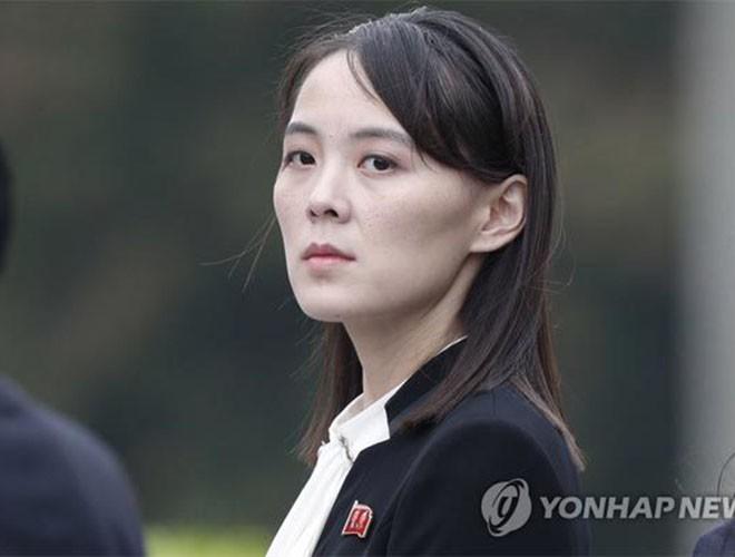 Bà Kim Yo-jong, em gái Chủ tịch Triều Tiên Kim Jong-un