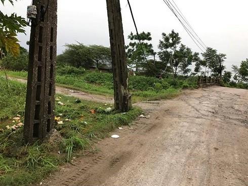 Khu vực xảy ra vụ xô xát khiến 1 đối tượng trộm chó bị đánh tử vong