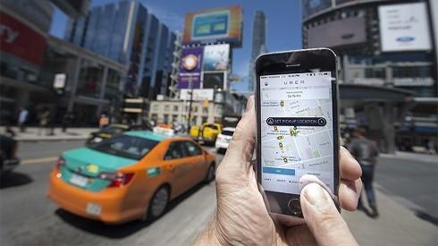Các quy định cứng rắn tại thành phố Quebec của Canada khiến Uber phải rút lui khỏi thị trường này