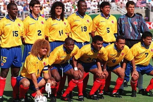 Đội hình Colombia tham dự World Cup 1994 được đánh giá có chất lượng tốt