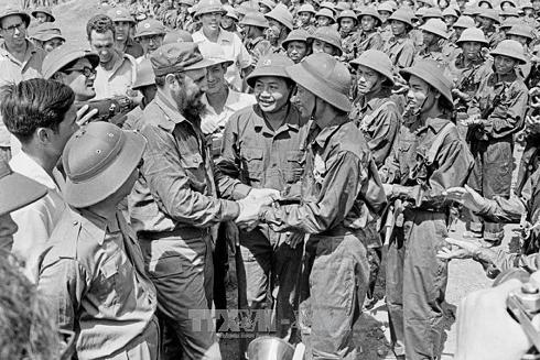 Tình hữu nghị đặc biệt giữa Việt Nam – Cuba ảnh 1
