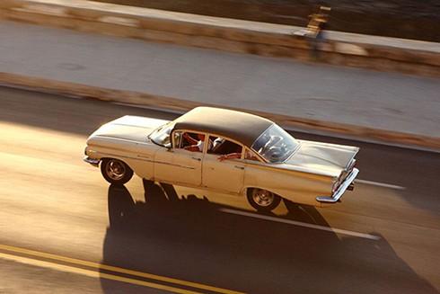 """[ẢNH] """"Bảo tàng"""" xe cổ không nơi nào có ngoài Cuba ảnh 10"""