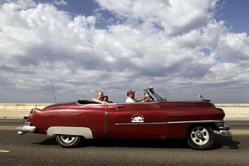 """[ẢNH] """"Bảo tàng"""" xe cổ không nơi nào có ngoài Cuba ảnh 11"""