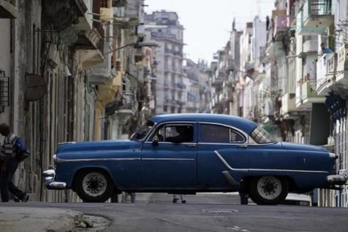 """[ẢNH] """"Bảo tàng"""" xe cổ không nơi nào có ngoài Cuba ảnh 12"""