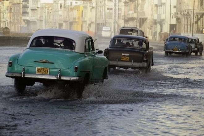 """[ẢNH] """"Bảo tàng"""" xe cổ không nơi nào có ngoài Cuba ảnh 15"""