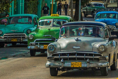 """[ẢNH] """"Bảo tàng"""" xe cổ không nơi nào có ngoài Cuba ảnh 4"""