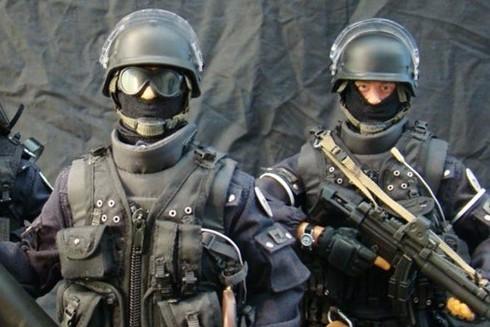 Top 5 lực lượng đặc nhiệm tinh nhuệ và thiện chiến nhất của Thế giới ảnh 5