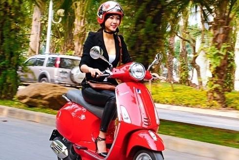 Những kỹ năng đi xe máy an toàn mà ai cũng cần biết ảnh 1