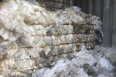 Nhiều phế liệu bị tạm ngừng nhập khẩu