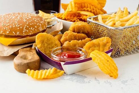 Thực phẩm chứa