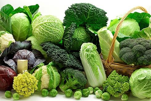 Loại rau tốt nhất cho trẻ em lại chính là những loại rau có lá màu xanh sẫm hoặc củ màu vàng