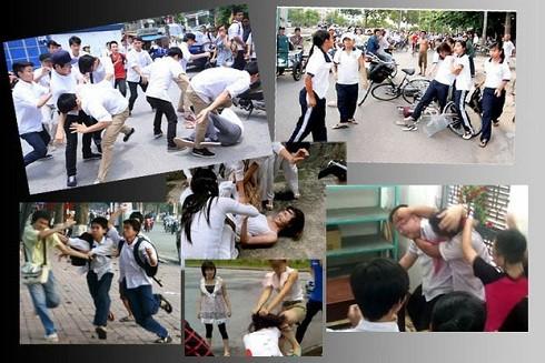 Những kỹ năng giúp con chống lại bạo lực học đường ảnh 1