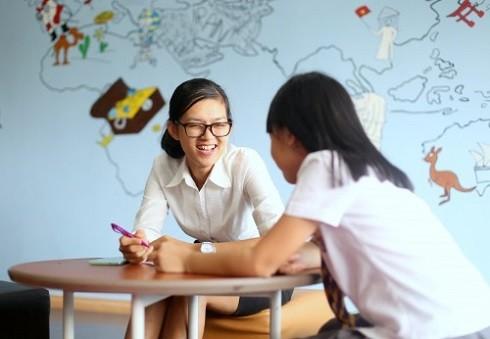 Đội ngũ tư vấn đóng vai trò quan trọng trong việc giúp trẻ em mở lòng tâm sự