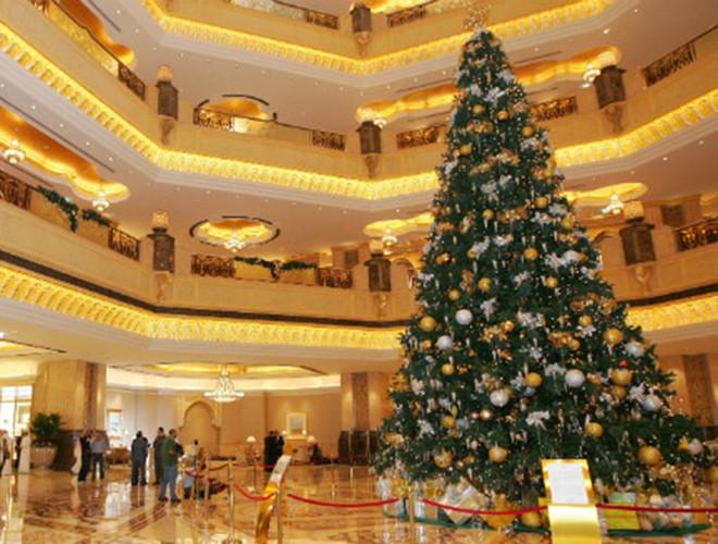 [ẢNH] Không thể bỏ lỡ cơ hội chiêm ngưỡng 10 cây thông Giáng sinh đang giữ kỷ lục thế giới ảnh 4