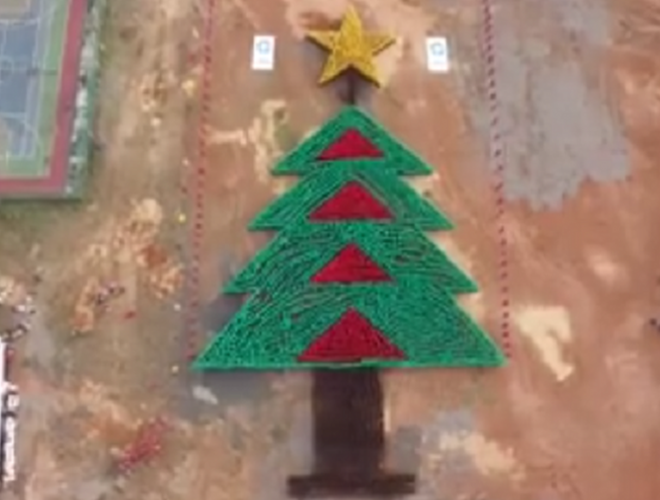 [ẢNH] Không thể bỏ lỡ cơ hội chiêm ngưỡng 10 cây thông Giáng sinh đang giữ kỷ lục thế giới ảnh 9