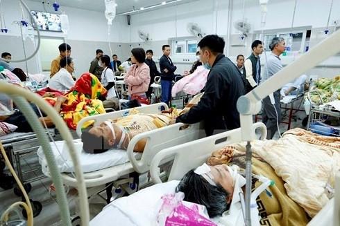 Bệnh nhân cấp cứu vì ngộ độc Methanol