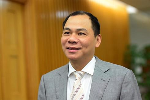 Rời ghế Chủ tịch HĐQT Vinhomes nhưng ông Phạm Nhật Vượng vẫn là ông chủ lớn nhất tại doanh nghiệp này. Ảnh: Tiến Tuấn.