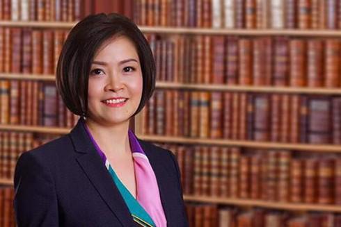 Tân Chủ tịch Vinhomes Nguyễn Diệu Linh
