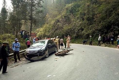 Mức bồi thường khi gây tai nạn được quy định như thế nào? ảnh 1