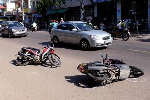 Mức bồi thường khi gây tai nạn được quy định như thế nào? ảnh 2