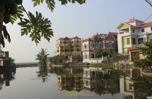 Thú vị về những ngôi làng tỷ phú giàu nhất tại Việt Nam ảnh 6