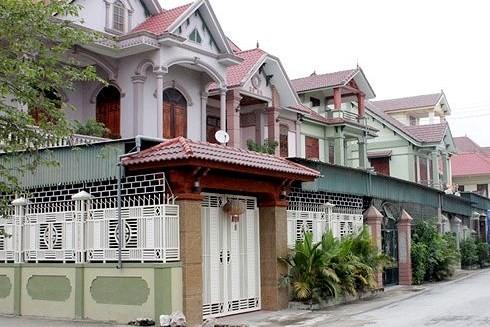 Thú vị về những ngôi làng tỷ phú giàu nhất tại Việt Nam ảnh 3
