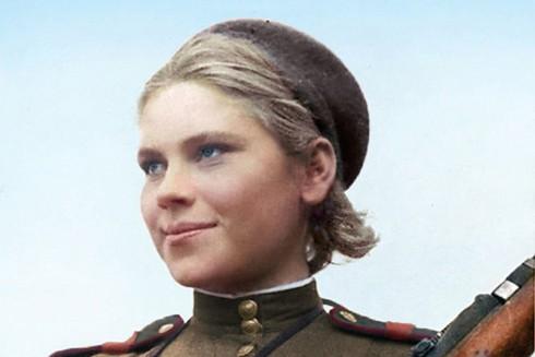 Nina Petrova – Nữ xạ thủ lừng danh của Liên Xô trong thế chiến 2 ảnh 1