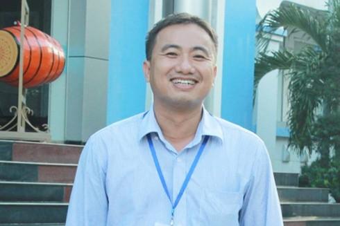 Thạc sĩ Phạm Thái Sơn