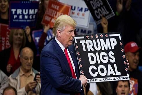 Tổng thống Trump cam kết lật ngược những chính sách bảo vệ môi trường của người tiền nhiệm trong chiến dịch tranh cử năm 2016.