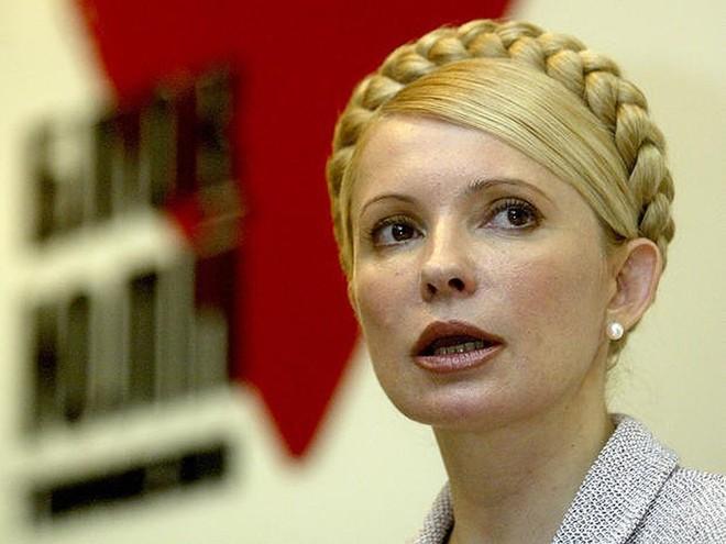 Ứng cử viên Tymoshenko (Nguồn: Sputnik)