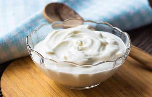 Sữa chua giúp ngăn chặn virut lây lan. Ảnh ShutterStork