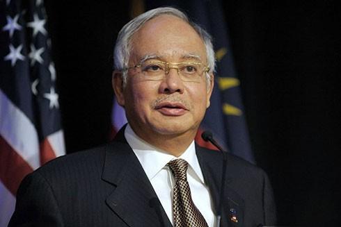 Thủ tướng Malaysia Najib Razak (Nguồn: TallyPress)