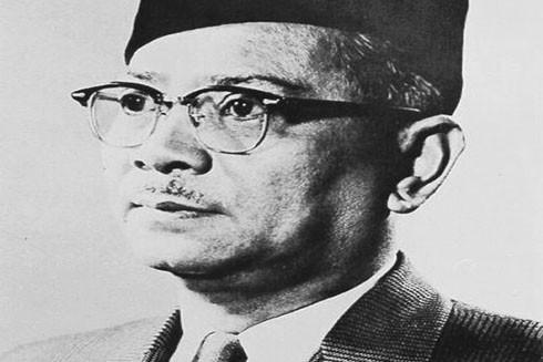 Thủ tướng Tunku Abdul Rahman (Nguồn: Getty)