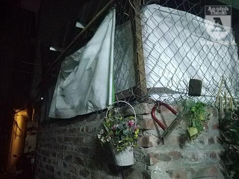 Căn nhà trọ nơi chị N.T.X. treo cổ tự tử