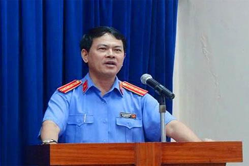 Ông Nguyễn Hữu Linh khi còn làm việc (Nguồn: Vietnamnet)